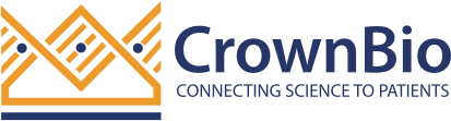 CrownBio logo conference partner PREDiCT Tumour Models London