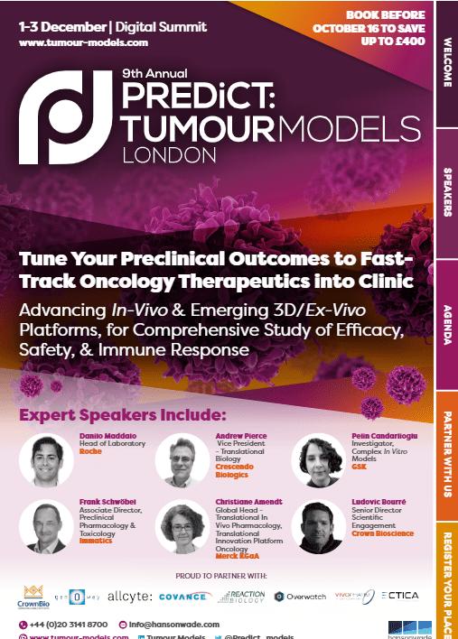 Predict Tumour Models London
